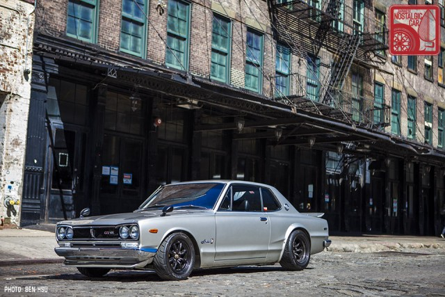 66_1971 Nissan Skyline GTR Hakosuka KPGC10 in NYC