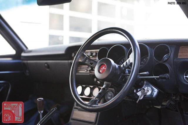 81_1971 Nissan Skyline GTR Hakosuka KPGC10 in NYC
