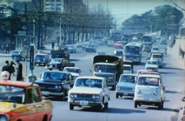 Japan in the 70s street