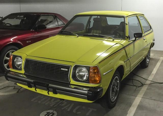 Mazda Heritage Collection GLC