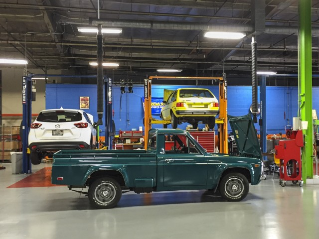 Mazda Heritage Collection REPU & GLC