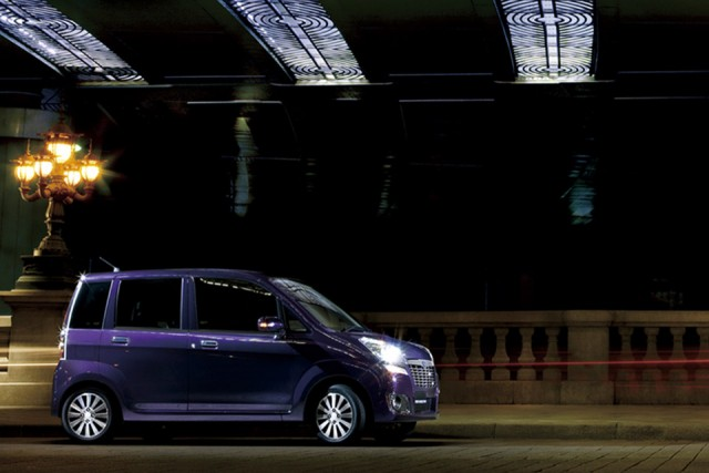 Subaru Stella Revesta