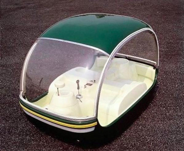 1970 Mazda EX-005 Concept