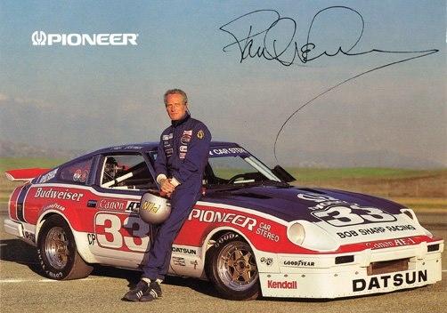 Datsun 280ZX Paul Newman