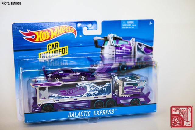 Hot Wheels Mad Manga Galactic Express 01