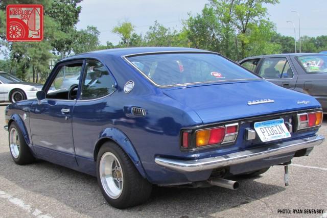 TE27 Corolla Rapozo Rear
