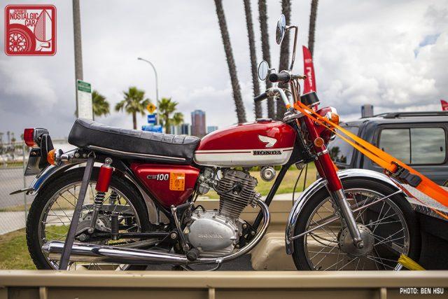122-9963_Honda CB100