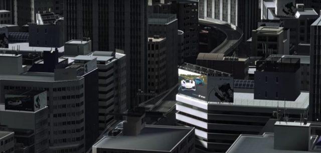 Gran Turismo Sport Shuto overhead