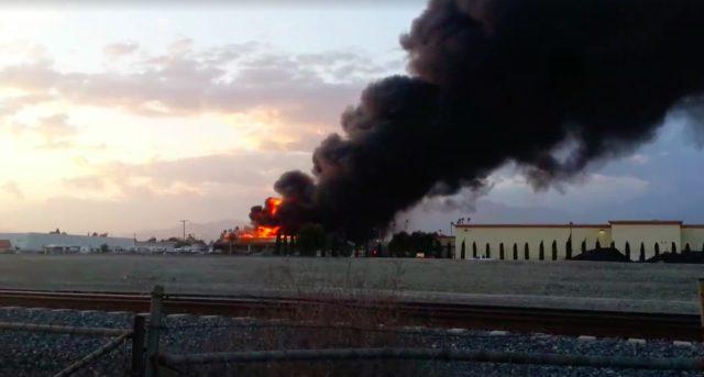 International Vehicle Importers fire Ontario
