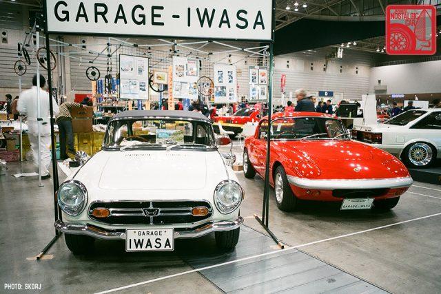 Nos2Days-Sk01_Garage Iwasa Honda S600 Lotus Elan