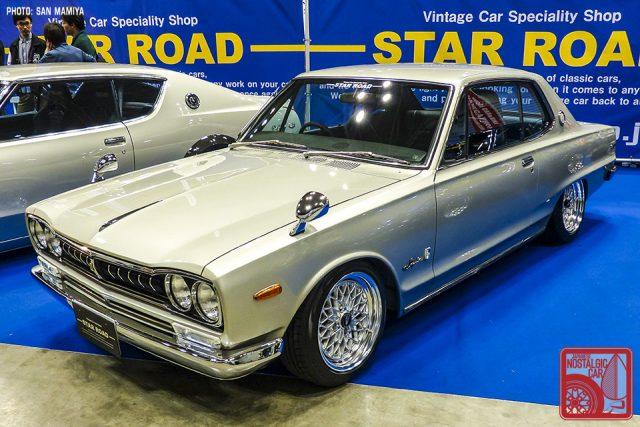 SM70012_Nissan Skyline C10 hakosuka Star Road