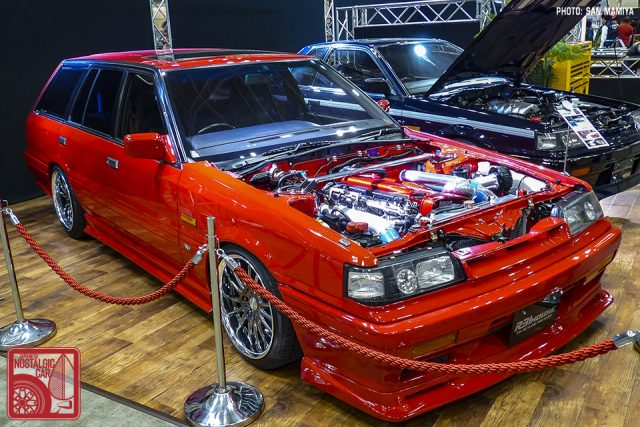 SM80010_Nissan Skyline R31 wagon