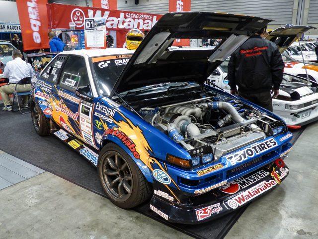 SM80606_Toyota Sprinter Trueno AE86