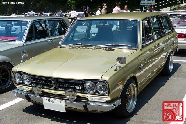 005-1-4_Nissan Skyline C10 hakosuka wagon