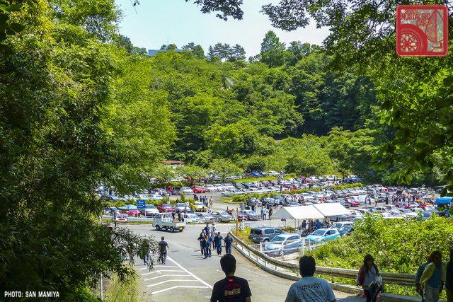 011-1-9_Sagamiko Forest Skyline & Kyusha Meeting