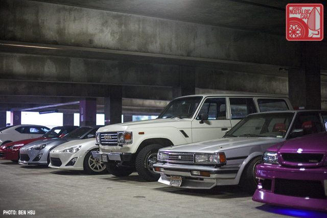 012-IMG_9662_Toyota Cressida X70 & Land Cruiser FJ60 & Scion FRS