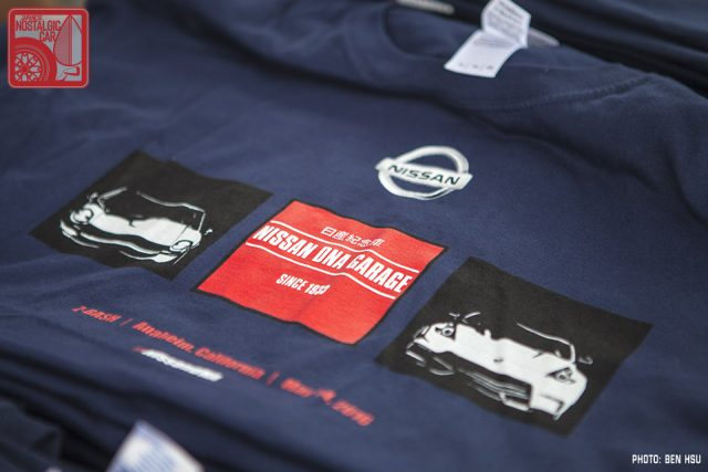017-0312_ZBash Nissan DNA Garage T-Shirts