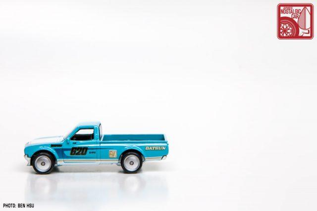 1495_Hot Wheels Car Culture Trucks Datsun 620