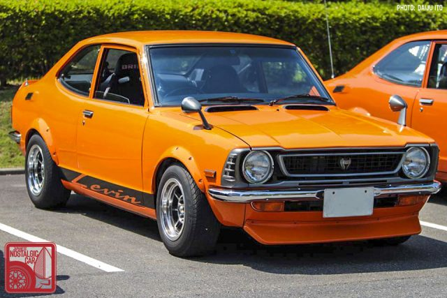 18DI_Toyota Corolla Levin TE27