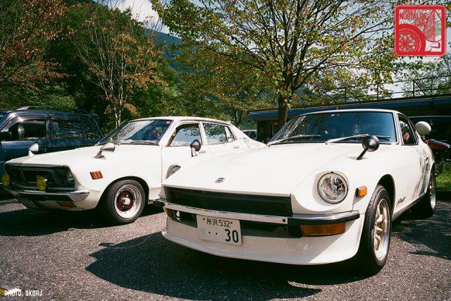 Okutama_B-day-21_Nissan FairladyZ S30 & Sunny B210