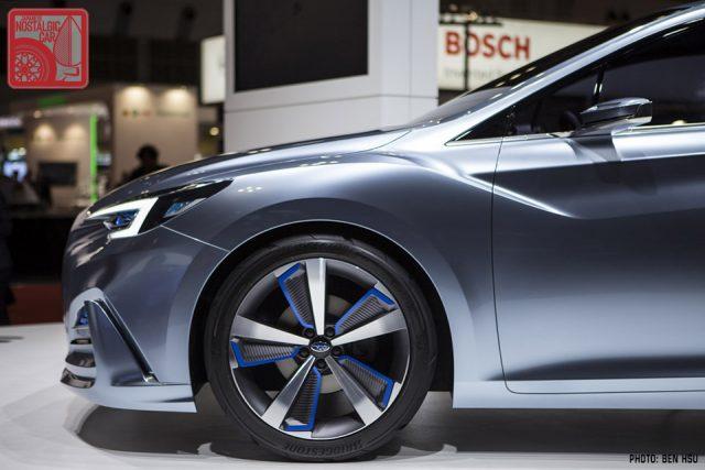 Subaru Impreza 5Door Concept 16