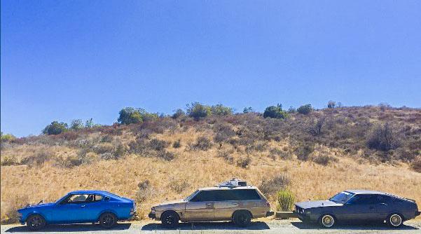 Mitsubishi Colt Galant GTO & Sigma Dodge Colt Wagon & Lancer Celeste Plymouth Arrow