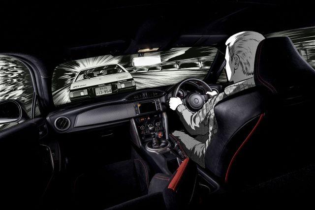 Toyota GT86 Initial D 06