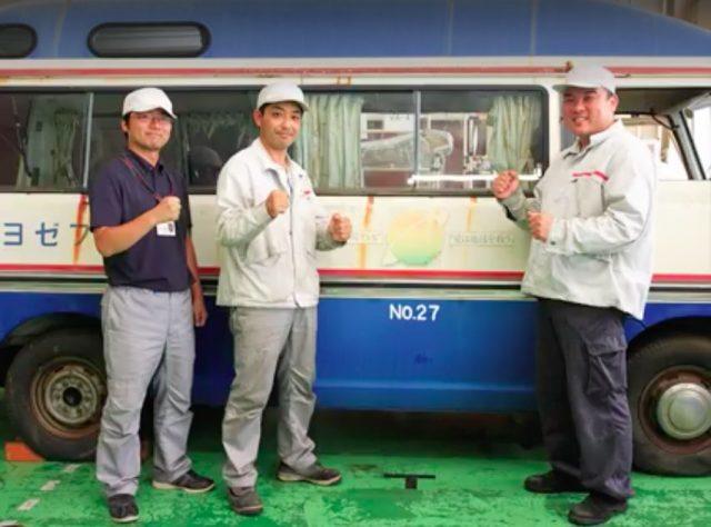 1978 Nissan Caravan Chair Cab restoration 06