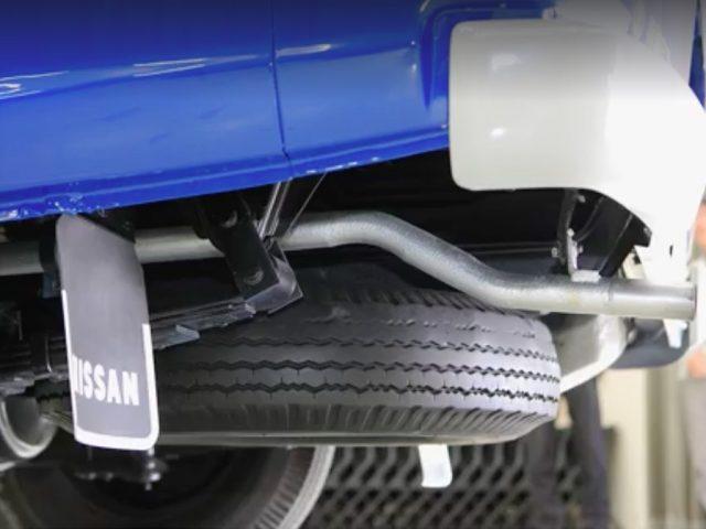 1978 Nissan Caravan Chair Cab restoration 11