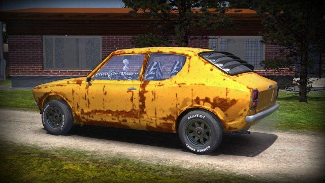 My Summer Car Datsun Cherry 02