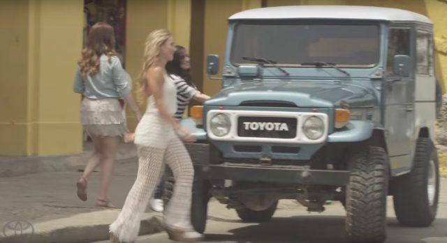 Toyota FJ40 Colombia