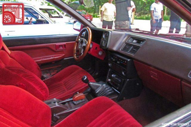 ae86-interior
