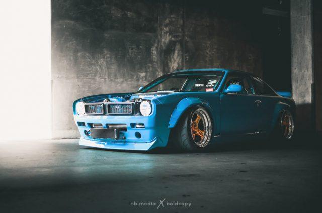 Blue BOSS S14