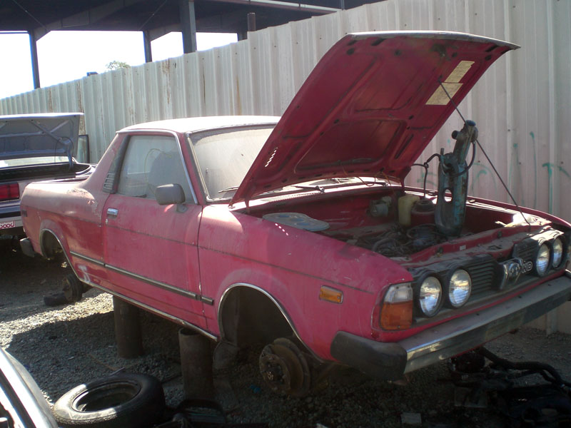 Subaru Brat Lifted. Subaru Brat For Sale