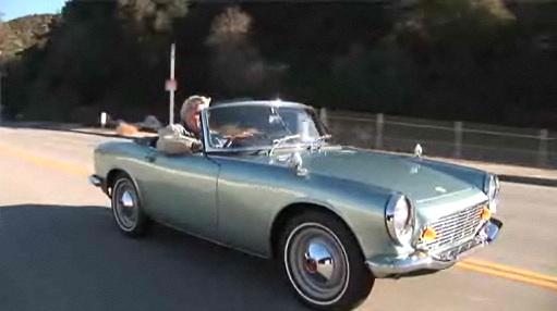 Jay Leno S Honda On Speed Tv Japanese Nostalgic Car