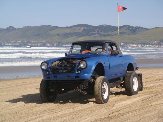 Datsun Fairlady Off Roadster II | Japanese Nostalgic Car