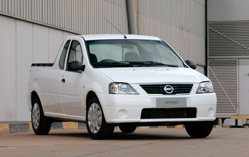 Isuzu Trucks South Africa. Nissan South Africa is