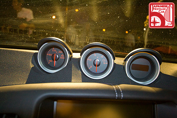 Nissan 370Z on Display | Japanese Nostalgic Car