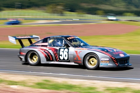 Vintage Auto Racing Association on Osca Winner  Kiwi Series One Mazda Rx 7   Japanese Nostalgic Car