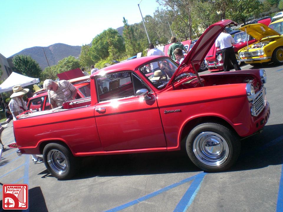 Datsun Pick Up 1972 - Fotos de coches - Zcoches