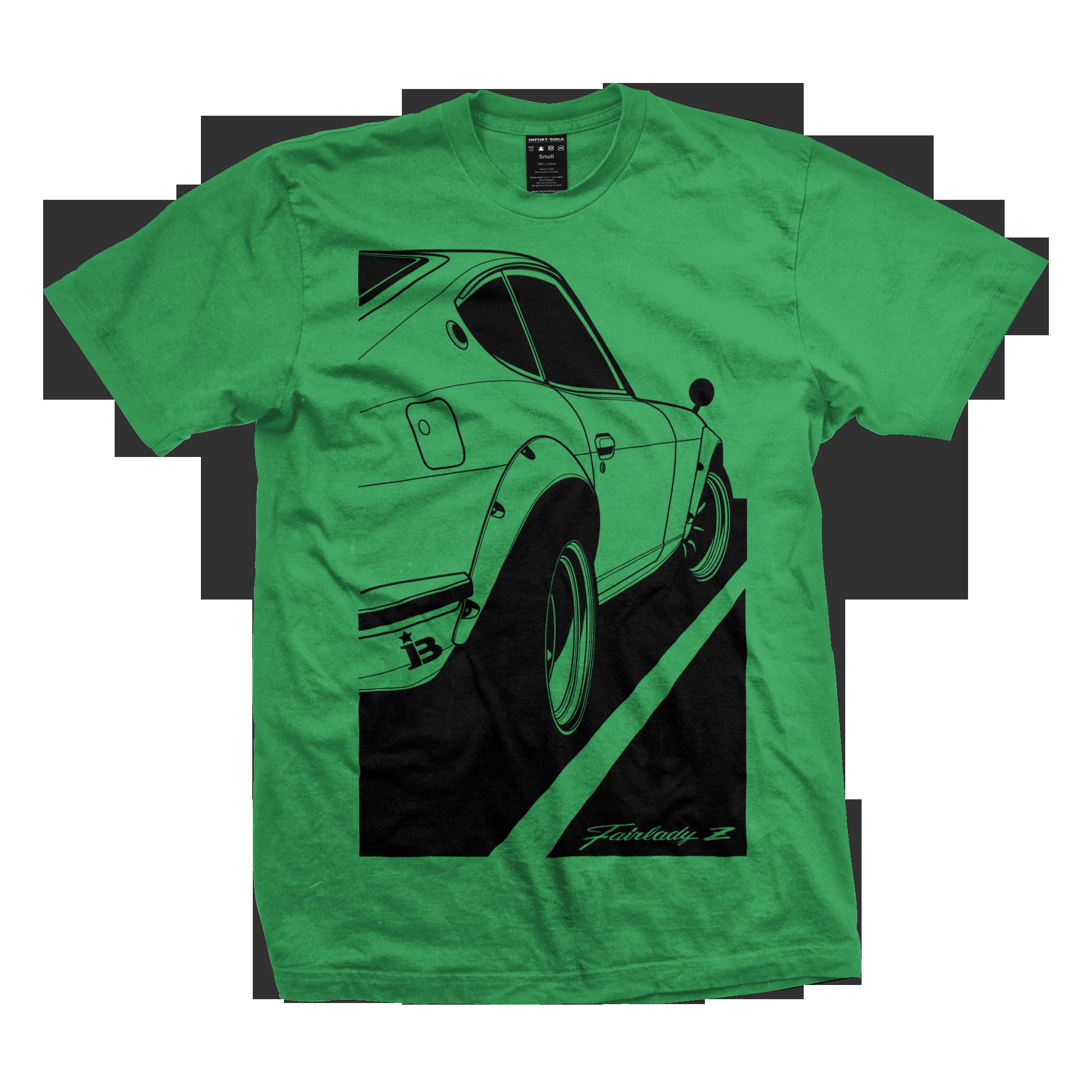 CONTEST: Fairlady Z T-Shirt from Import Bible | Japanese Nostalgic Car