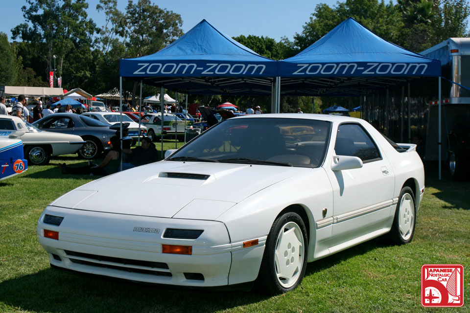 mazda rx7 fc stock. backroads 1988 was mazdau0027s year of the turbo mazda rx7 fc stock r