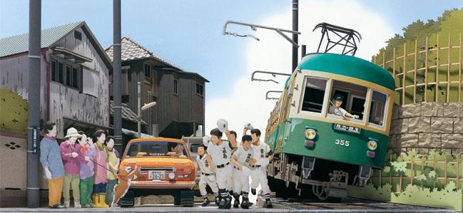 ota takashi datsun 510 nissan bluebird