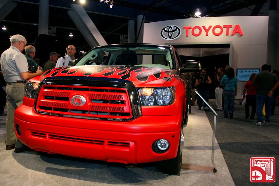 Toyota Tundra 2009. 2009 | Full size is 960