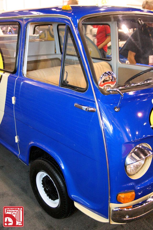 Subaru 360 Van. By Dan | Published November 3,
