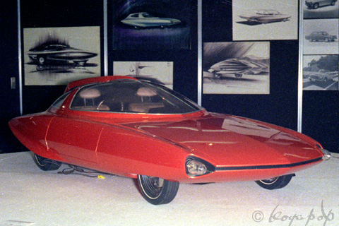 toyota dream car concept 1