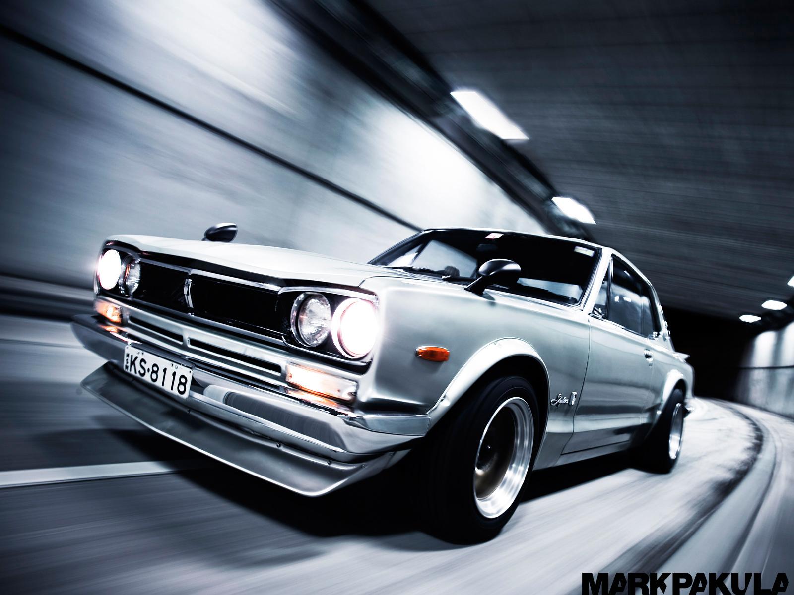 Wednesday Wall Jnc Project Hako Kgc10 Skyline Japanese Nostalgic Car