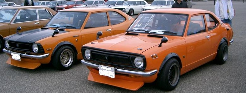 What's the difference between a Levin and a Trueno?
