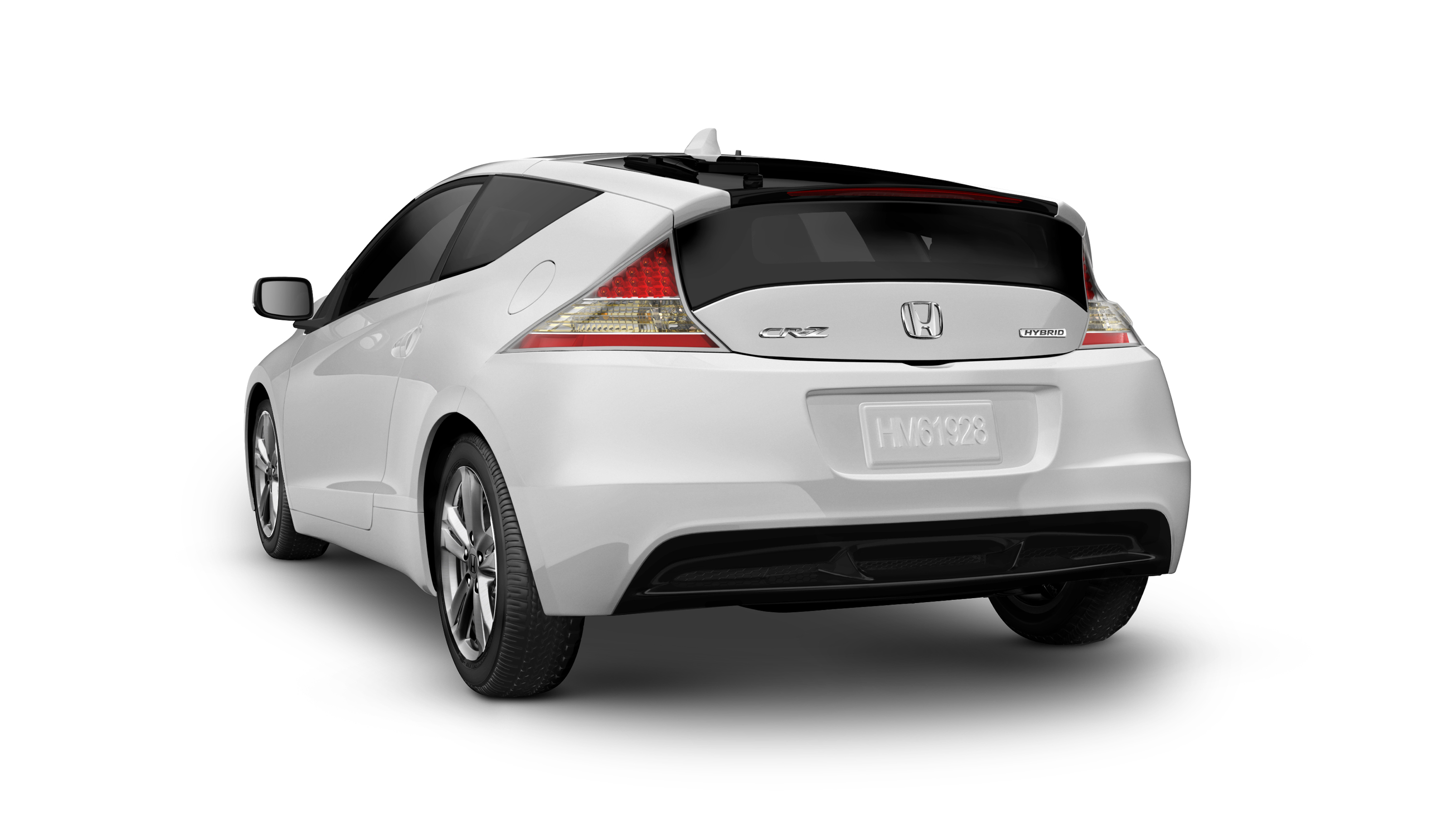 2011 Honda Cr Z Unveiled In Detroit Japanese Nostalgic Car