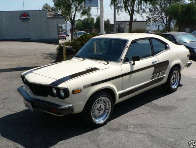 1977 Mazda Rx3: Kidney, Anyone? 1977 Mazda RX-3 SP